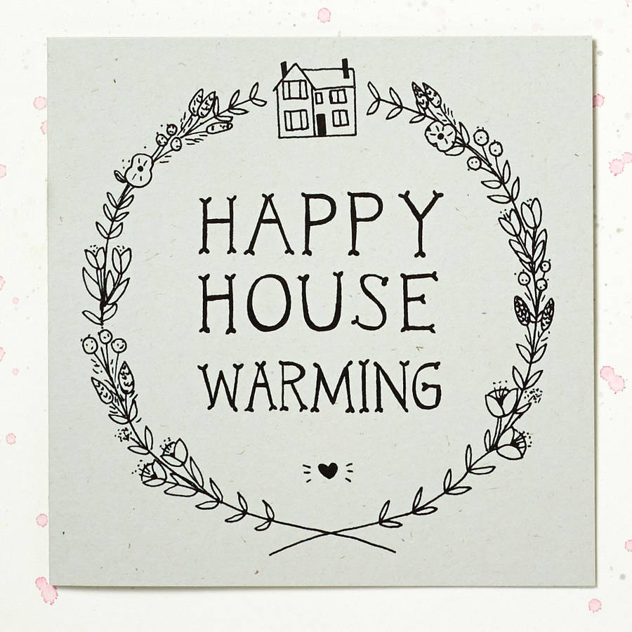 39 happy house warming 39 card by wolf whistle What is house warming