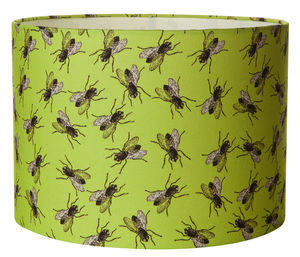 Fly De Citron Vert Lampshade - children's room accessories