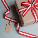 Candy Ribbon Wrapping Paper Set