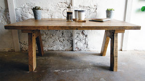 Reclaimed Wood Farmhouse Coffee Table
