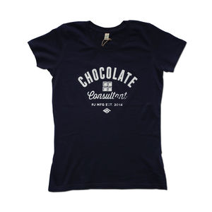 Proper Job Chocolate Consultant' Organic T Shirt