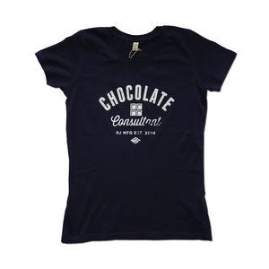 Proper Job Chocolate Consultant' Organic T Shirt - tops & t-shirts