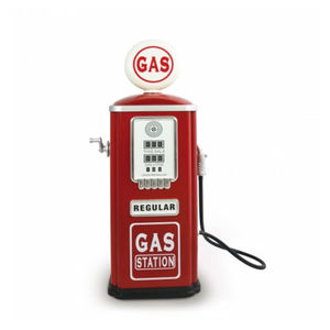 Vintage Gas Pump - games