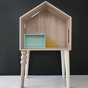 The Lola Dolls House Desk - as seen in the press