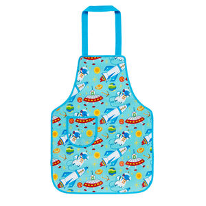 Space Kid Apron - crafts & creative gifts