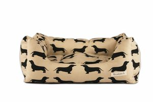 Small Dachshund Dog Bed - beds & sleeping