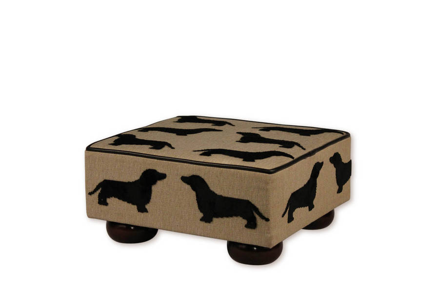 Short Footstool Furniture Table Styles