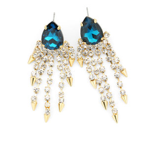Lula Tassle Earrings - cocktail jewellery