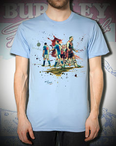 The Impossible Dream : Burnley T Shirt
