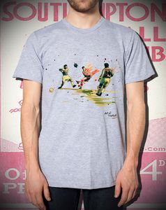 'Le God' : Southampton T Shirt - clothing