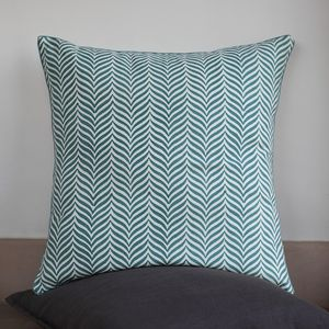 Indore Soft Herringbone Cushion Cover