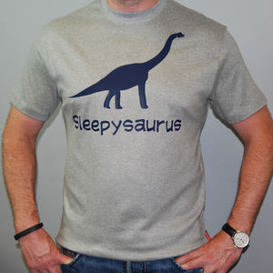 Adult's Personalised Dinosaur T Shirt