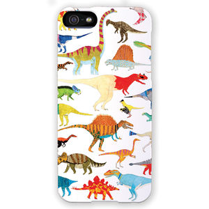Dinosaurs Case For iPhone Or Samsung Galaxy