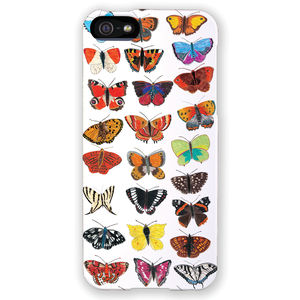 Butterflies Case For iPhone Or Samsung Galaxy