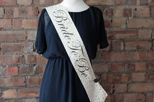 Star Print Hen Party Sash - hen party styling and gifts