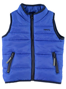Boys Mivuk Puffer Gilet - clothing