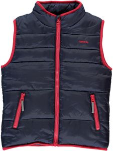 Mivuk Puffer Gilet In Dark Blue