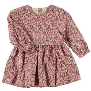 Lynella Flower Dress - clothing