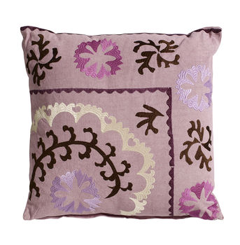 Vintage Pillow Rose