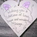 Personalised Grandparent Keepsake Sign