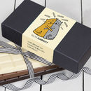 Cat Lover Chocolate Bar Box Set
