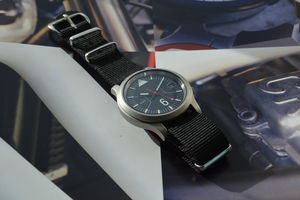 04 Customised Seiko Five Military Watch - watches