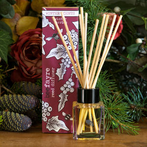 Winter Berries Reed Diffuser