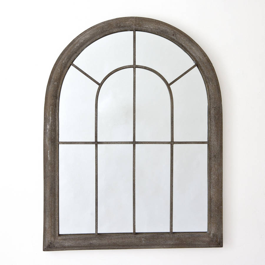 Classic window mirror by decorative mirrors online for Glass windows