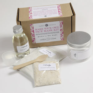 Make Your Own Face Mask Kit - more