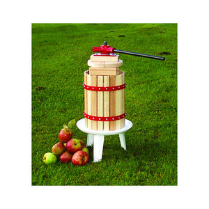 Traditional Six Litre Fruit And Apple Press - food gifts