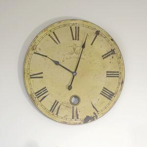 Round French Wall Clock - clocks