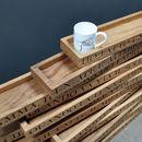 Personalised Oak Floating Shelf