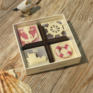 Marine Chocolates - food gifts