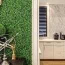 Artificial Boxwood Wallpaper