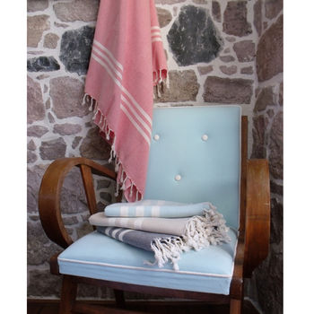 Cashmere Touch Throw
