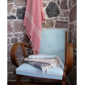 Cashmere Touch Throw - spring home updates