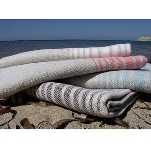 Linen Beach Towel - women's fashion