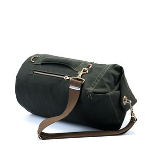 Tombag Waxed Canvas Medium - bags & cases
