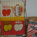 Apples Tea Towel