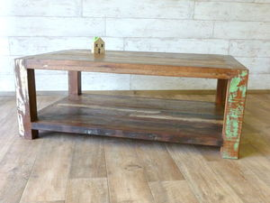 Mary Rose Upcycled Coffee Table - furniture