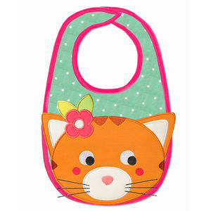 Tallulah The Tabby Bib