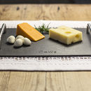 Engraved Welsh Slate Cheeseboard