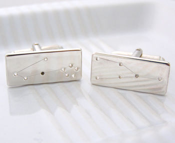 Constellation Cuff Links