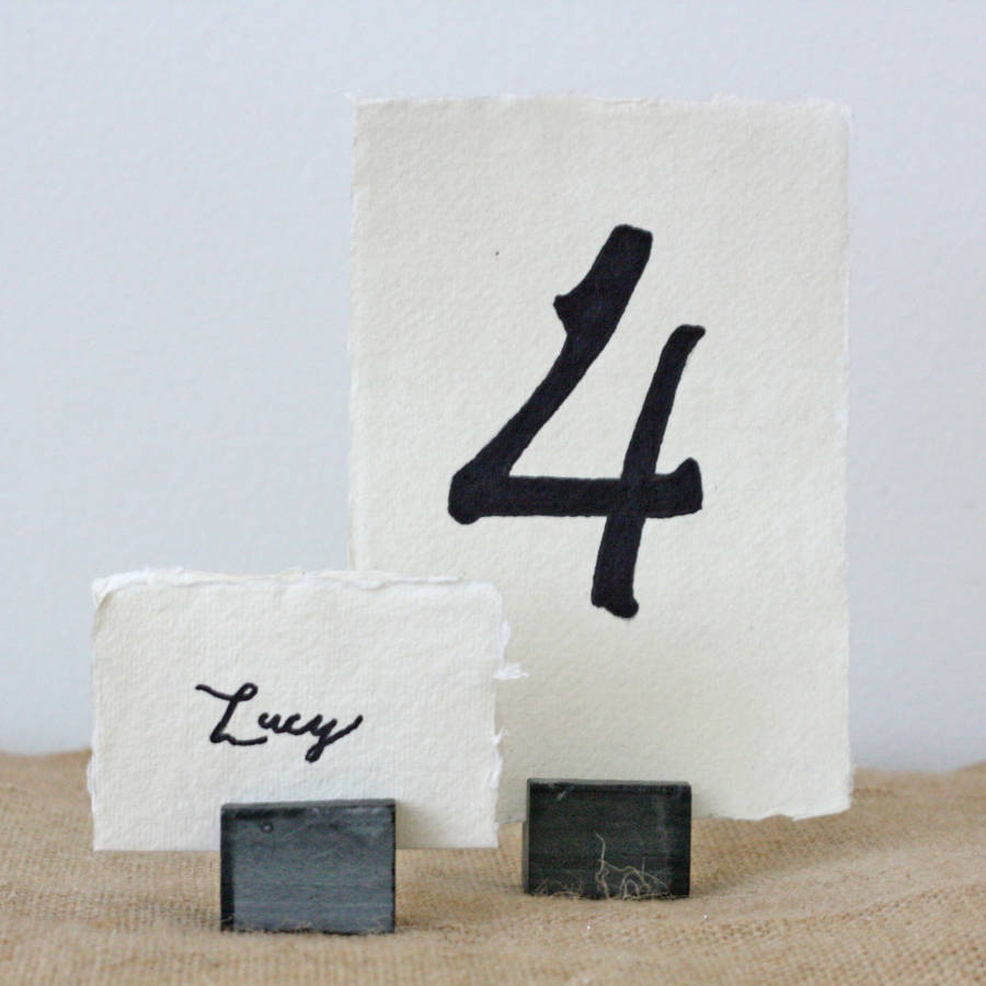 Unique Number Card Holders For Weddings Wedding Ideas