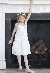 Tinkerbell Dress - flower girl fashion