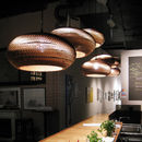 Scraplights Disc Pendant Light