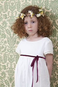 Clotted Cream Heyer Dress - flower girl fashion