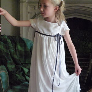 Deity Dress - flower girl fashion