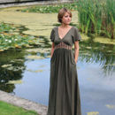 Samphire Garland Long Tulip Dress