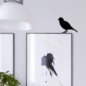 Little Bird Wall Sticker - living room